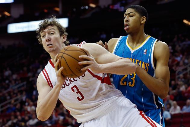 Is New Orleans Pelicans Frontcourt Now Among NBA's Elite After Omer Asik Trade?