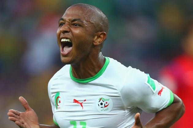 Algeria vs. Russia: Tactical Preview of World Cup Group H Match