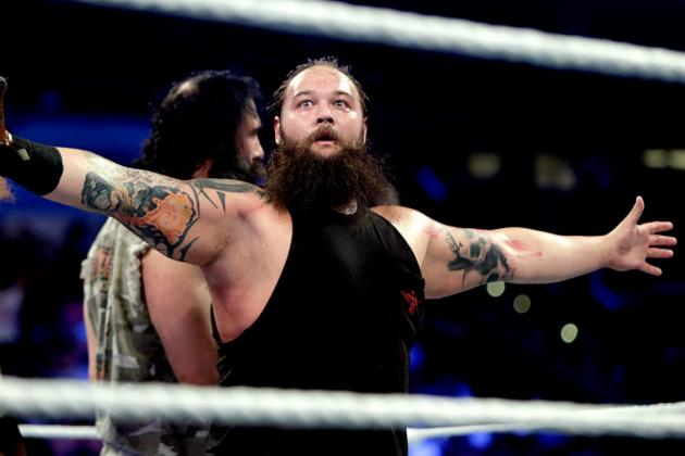 Bray Wyatt and Cesaro Are the Dark Horses to Win at WWE Money in the Bank
