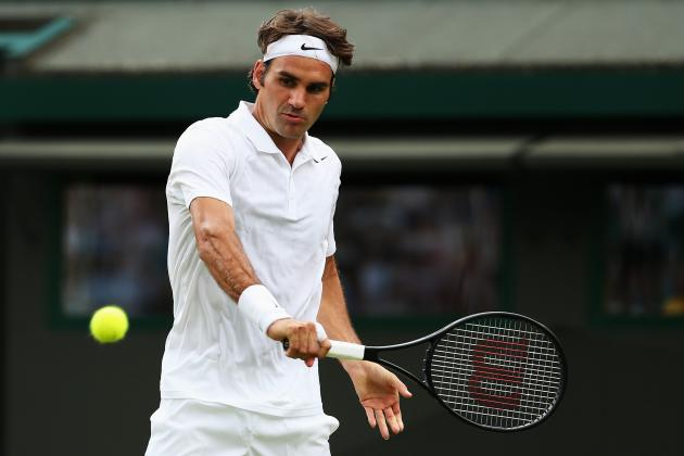 Roger Federer on Upset Alert vs. Gilles Muller in 2nd-Round Matchup