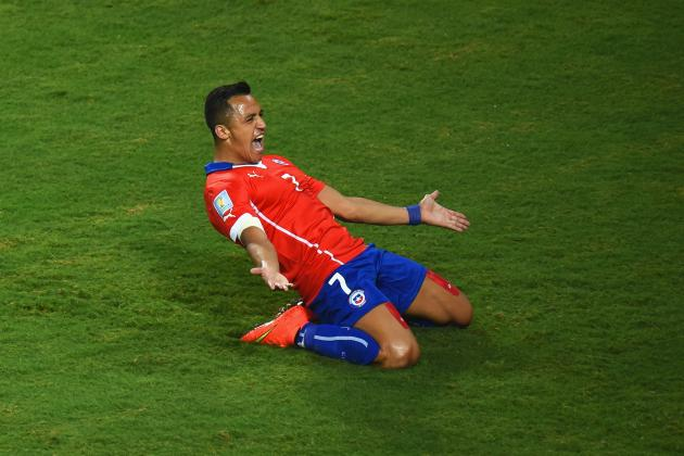 Why Arsenal Must Beat Liverpool to Barcelona and Chile Star Alexis Sanchez