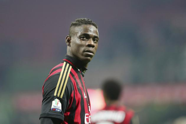 AC Milan: How Milan Could Benefit from Selling Mario Balotelli