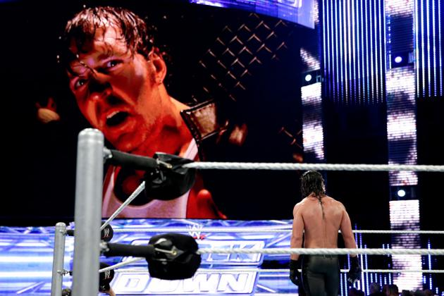 Seth Rollins vs. Dean Ambrose Could Become WWE's Top Summer Feud