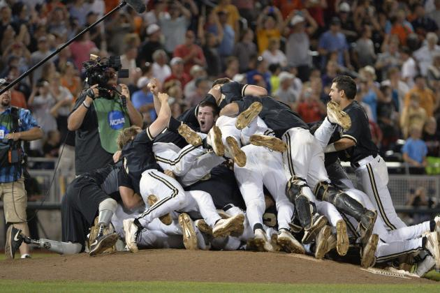 College World Series 2014: Most Important Players from Vanderbilt's Title Run