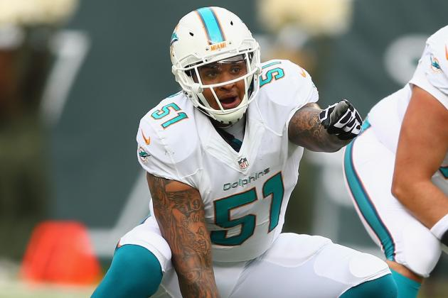 Mike Pouncey Injury Spells Trouble for the Miami Dolphins