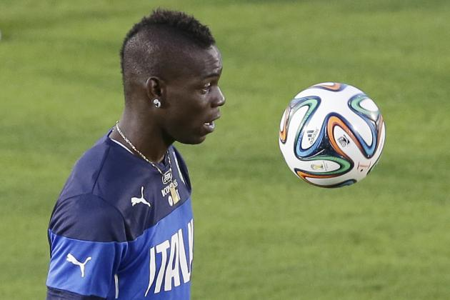 Arsenal Transfer News: Arsene Wenger Right to Dismiss Mario Balotelli Interest
