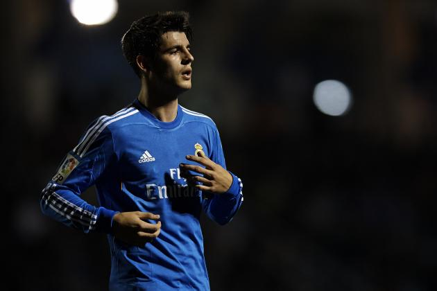 Real Madrid Would Be Wise to Keep Alvaro Morata at the Bernabeau