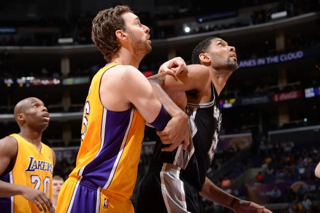 Should LA Lakers Make a Push to Re-Sign Pau Gasol?