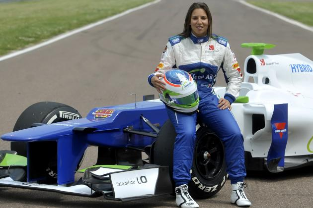 Simona De Silvestro Interview: Preparing for a Formula 1 Race Seat with Sauber