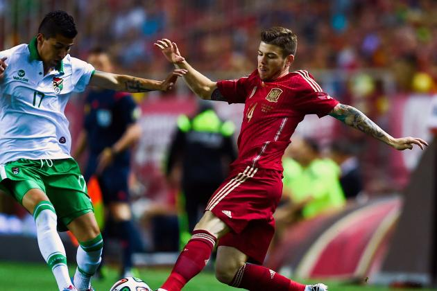 Moreno to Liverpool Deal Dead in the Water