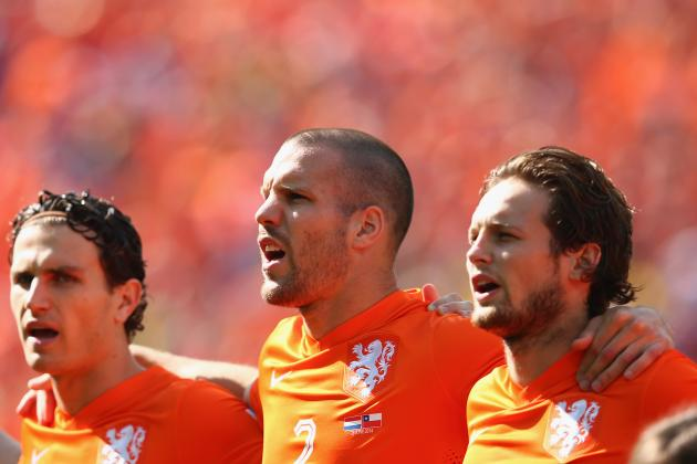 Why Louis Van Gaal's Versatile Netherlands Defence Is Key to World Cup Success