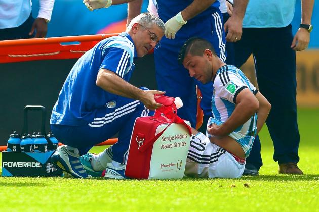 Sergio Aguero Injury: Updates on Argentina Star's Status and Return