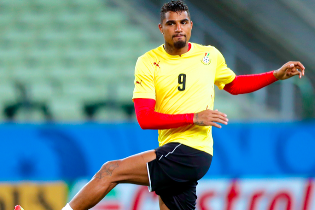 Sulley Muntari and Kevin-Prince Boateng Sacked from Ghana 2014 World Cup Squad
