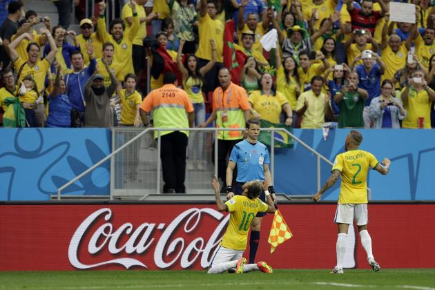 Brazil vs. Chile: Last-Minute Live Stream and Preview for 2014 World Cup
