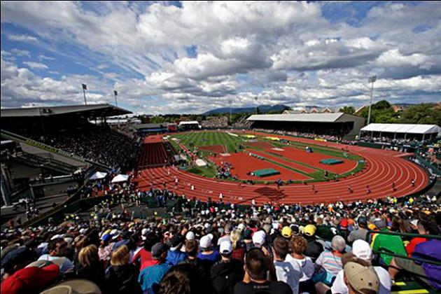 Is Track Town USA's Monopoly on Hosting Major Meets Good for the Sport?