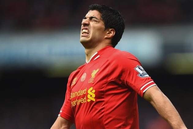 What Luis Suárez's Four-Month Ban for Biting Means for Liverpool