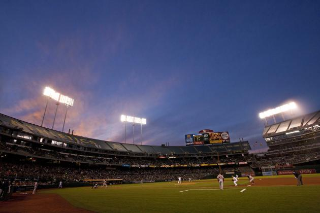 A's claim they have a new lease, which could mean Raiders will have a newtown