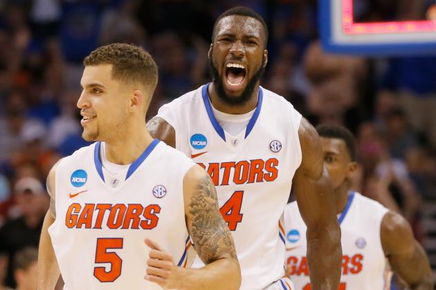Former Gators Hopeful of NBA Future in Deep Draft
