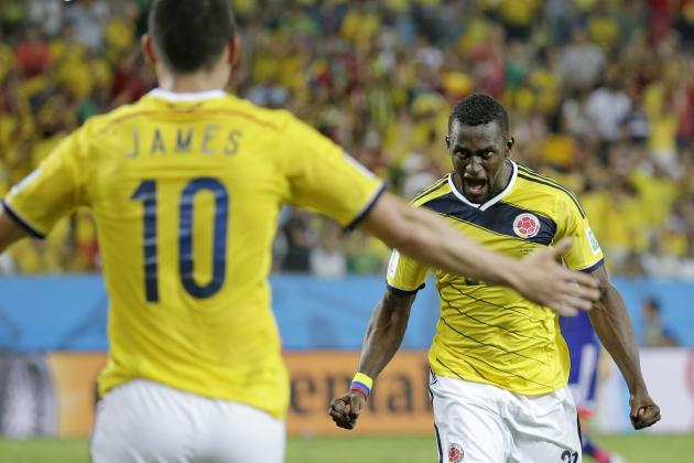 Colombia vs. Uruguay: Last-Minute Live Stream and Preview for 2014 World Cup