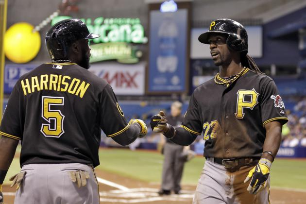 Pittsburgh Pirates: Midseason Grading and Projections