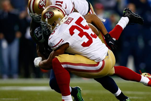 49ers' Eric Reid Has World Cup Fever