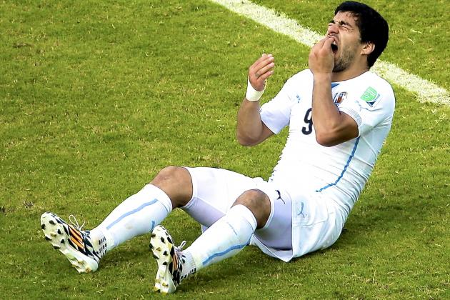 FIFA Earns Rare Praise with Swift Handling of Luis Suarez's Latest Bite