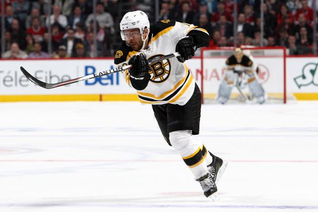 Question: Options if Iginla leaves?