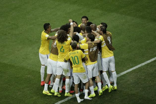 World Cup 2014 Predictions: Projections for Day 16 Fixtures in Brazil