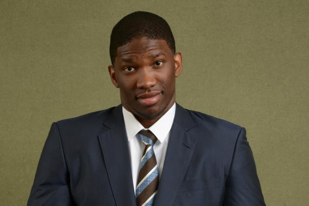 Lakers Tweet Appears on Joel Embiid's Twitter Account, Disappears Immediately