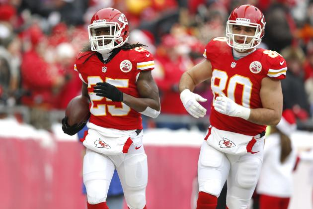Kansas City Chiefs Running Back Jamaal Charles Primed for Another Huge Season?