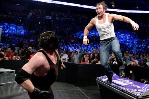 Dean Ambrose Would Benefit Most from the Money in the Bank Briefcase