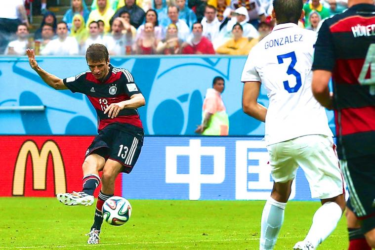 Germany vs. USA: Goals, Highlights from Group G Match