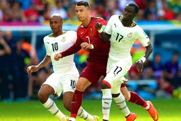 Portugal vs. Ghana: World Cup Group G Score, Grades and Post-Match Reaction