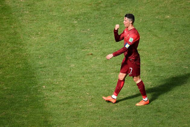 Twitter Reacts to Cristiano Ronaldo, Pepe's Performances vs. Ghana