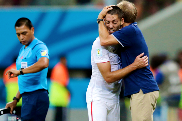 Germany vs. USA: Live Score, Highlights for World Cup 2014 Group G Game