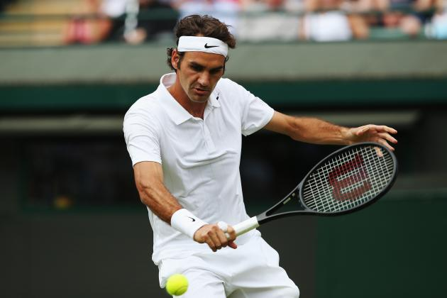 Roger Federer vs. Gilles Muller: Score and Recap from 2014 Wimbledon