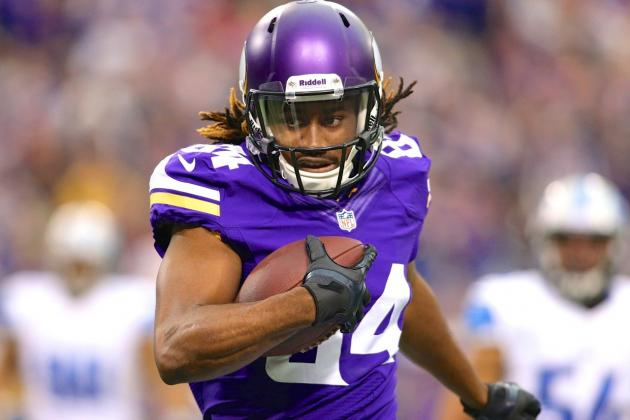 Dan Pompei's Read-Option: Cordarrelle Patterson Primed for Breakout Campaign