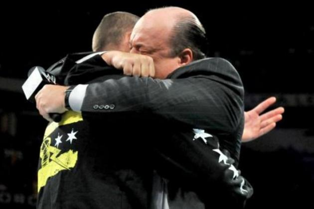 Paul Heyman Is Surprised CM Punk Didn't Quit WWE Sooner