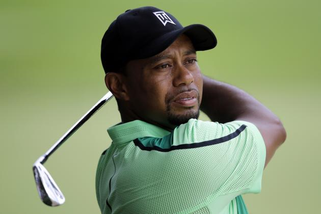 Breaking Down Tiger Woods' Opening Round at the Quicken Loans National
