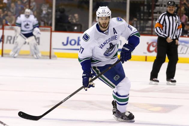 Why the Chicago Blackhawks Shouldn't Trade for Ryan Kesler