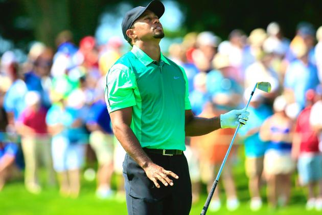 Tiger Woods' Score a Secondary Concern in Rusty Return at Congressional