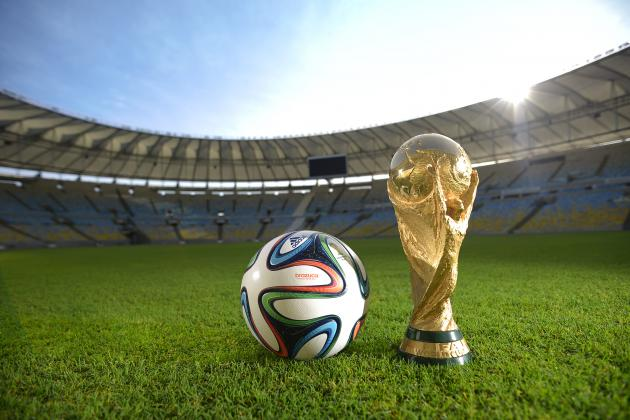 World Cup Schedule 2014: Complete Fixtures List for Knockout Bracket