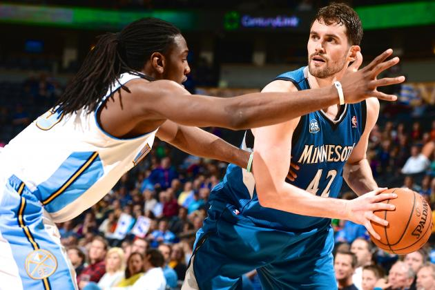 Is Arron Afflalo Trade Just Stepping Stone to Kevin Love for Denver Nuggets?