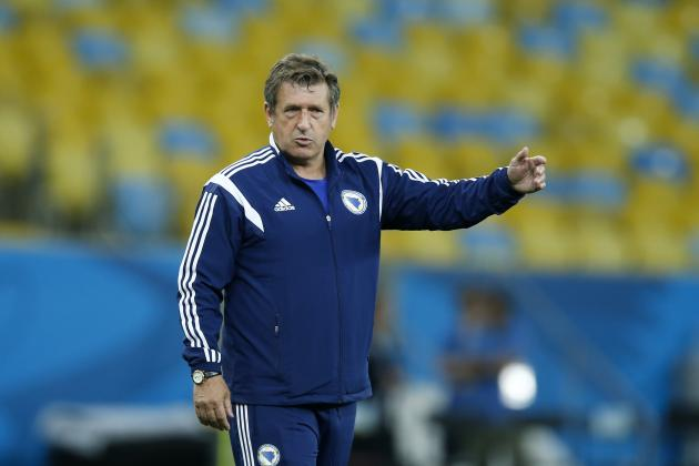 Safet Susic Quits as Bosnia and Herzegovina Manager: Latest Details and Reaction