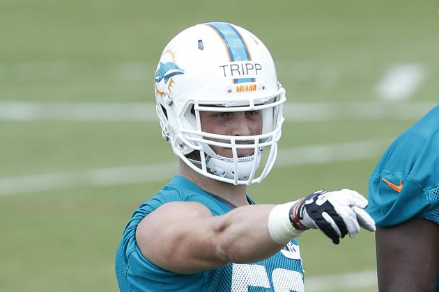 Why Jordan Tripp Is Sure to Be a Stud for Miami Dolphins
