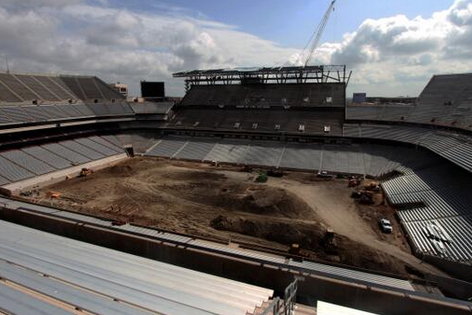 Photos: Kyle Field Redevelopment