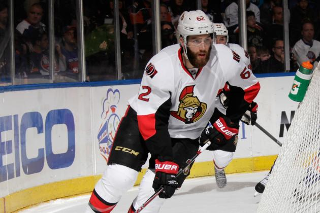Sens Re-Sign Gryba: Two Years, $2.5million