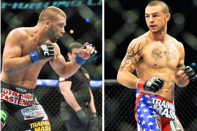 Cub Swanson and Jeremy Stephens Both Hope to Bury Past, Build a Better Future