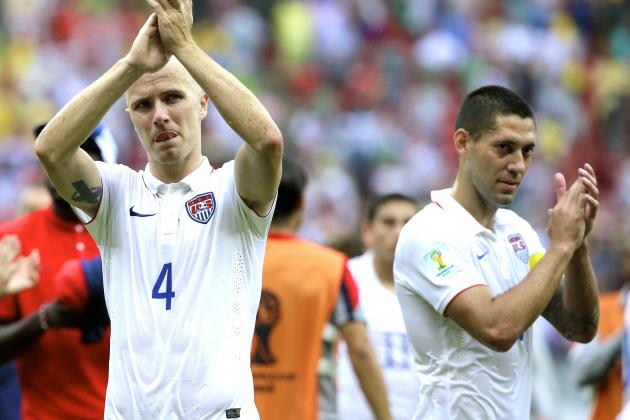 Twitter Reacts to Clint Dempsey, Michael Bradley's Performances vs. Germany