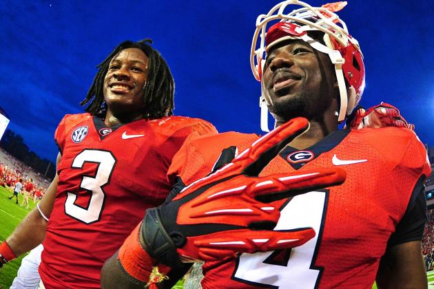 How Important Are Todd Gurley and Keith Marshall to Georgia Really?